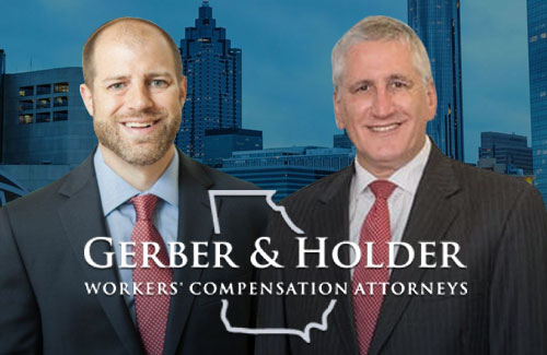 Gerber Holder Law logo